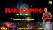 SH058 – Find The Gamma Cygni Nebula, The Crescent Nebula, and Messier 56